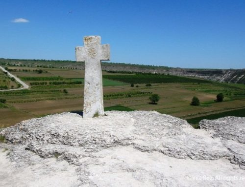 Attractions near Old Orhei in Moldova